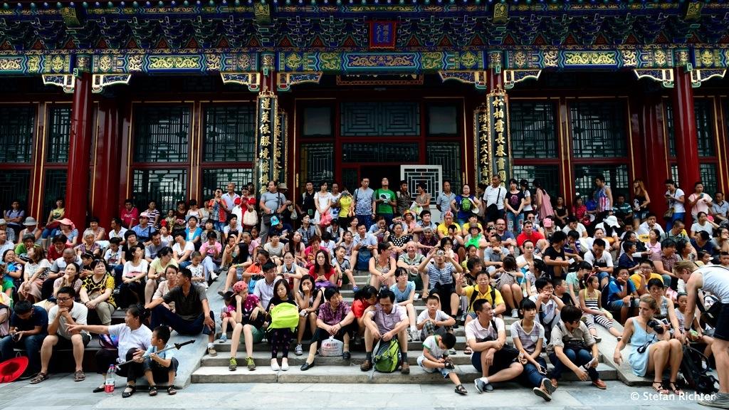 Peking - Summer Palace - Theater