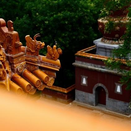 Summer Palace - Tempel über Tempel