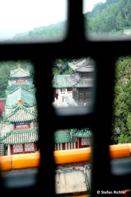 Tower of Buddhist Incense / Summer Palace