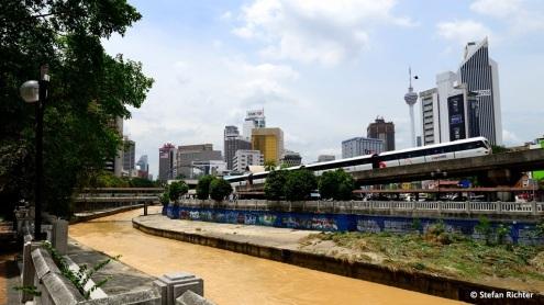 Kuala Lumpur - Eine Stadt mit vielen Gesichtern.