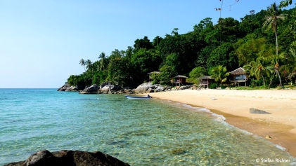 Unser Domizil für eine Woche - Mira Beach @ Perhentian Kecil