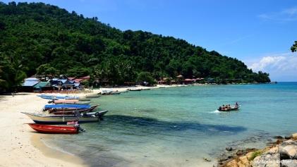 Coral Bay - Perhantian Kecil