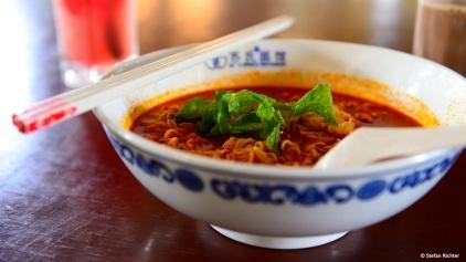 Mittagssnack: Tom Yam