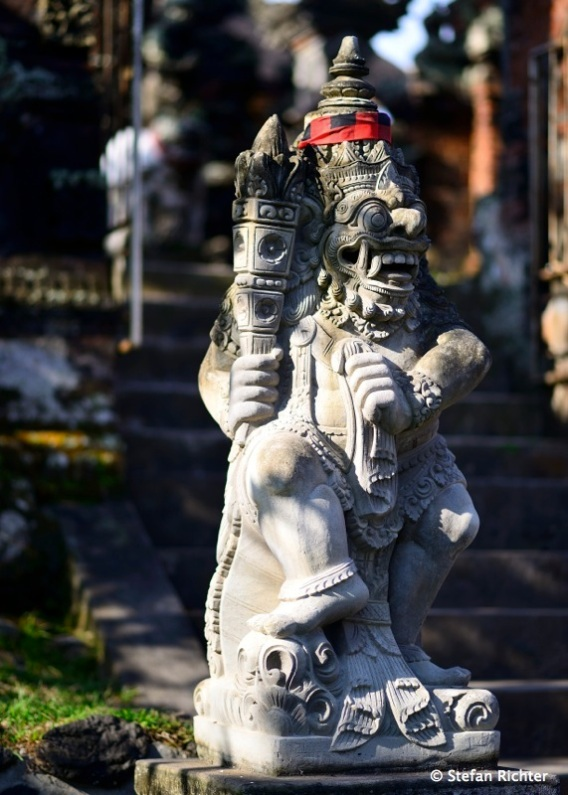 Bali - Insel der tausend Tempel.