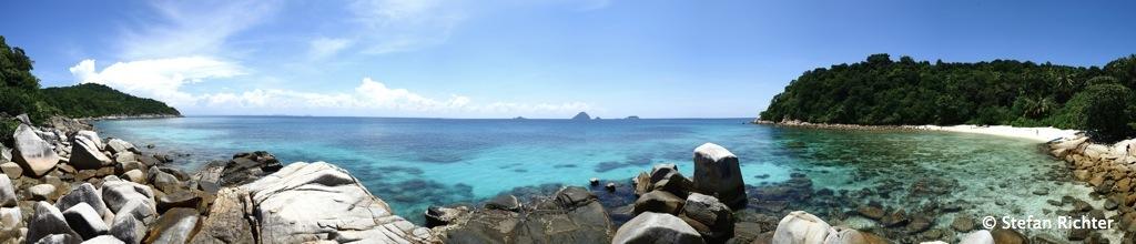 Panorama Perhentian Island - Secret Beach