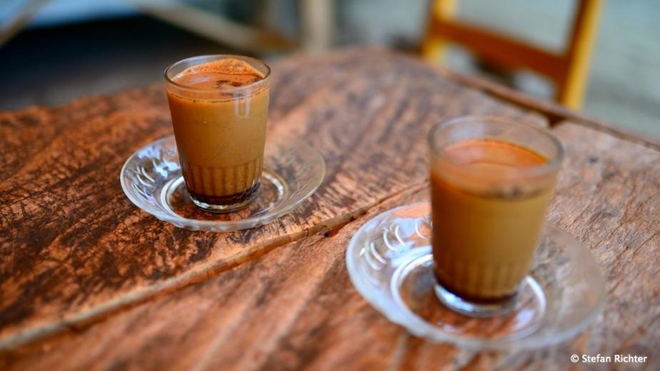 Kopi Susu - lokal Coffee.