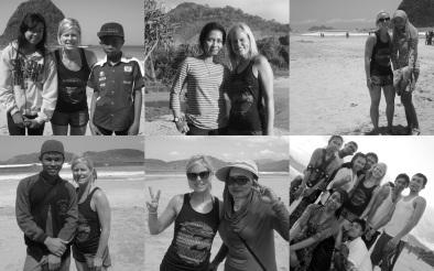 Sonntag: Ausflugstag der Indonesier = Fototag