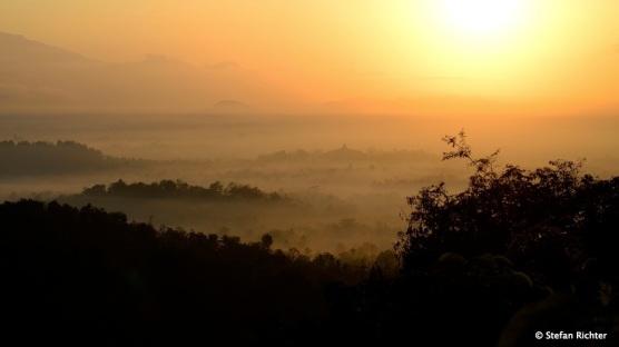 Good Morning Borobudur!
