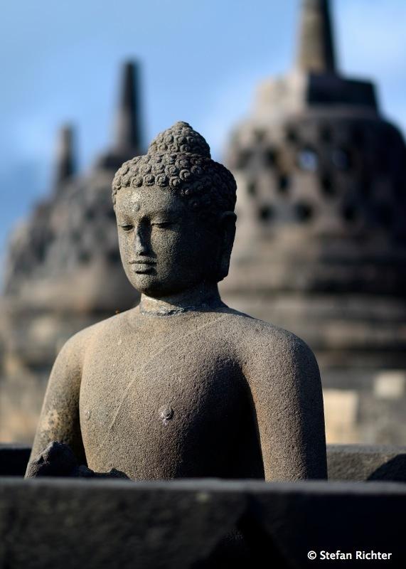 Seit 1991 ist Borobudur UNESCO Weltkulturerbe.