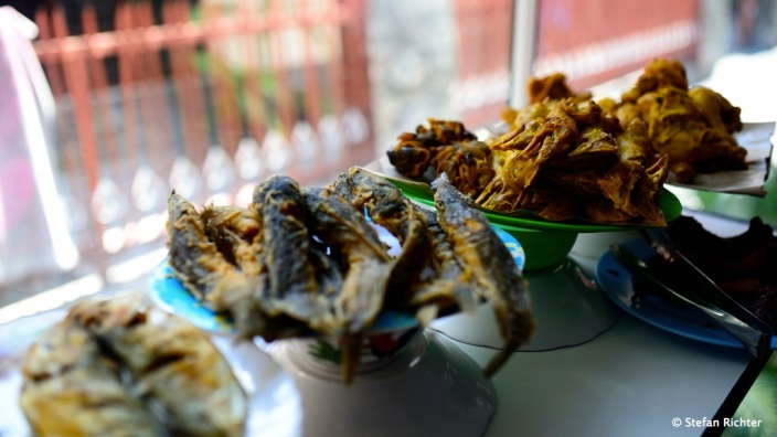 Lunch-Time in Yogyakarta...