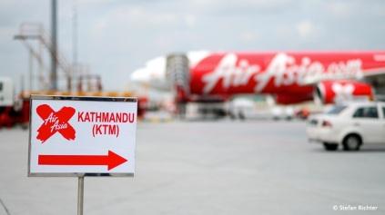Mit Air Asia nach Kathmandu…. Eindeutiger Flugpreissieger und mal wieder in Kuala Lumpur!