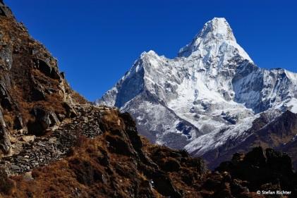 Trekking deluxe am Ama Dablam (6.856 m)