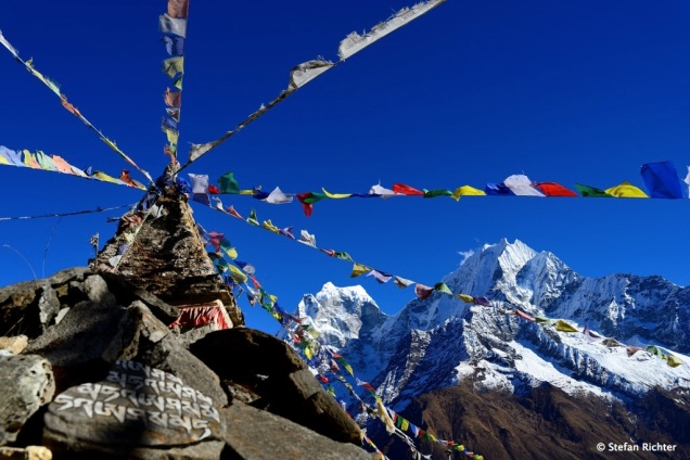 Südasien. Das ist Nepal.