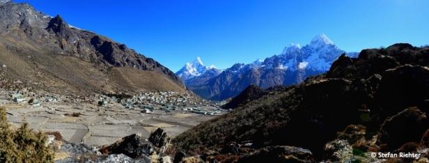 Panorama Khumjung