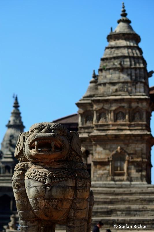 Ausflug nach Bhaktapur.