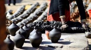 Bhaktapur gilt auch als kulturelle Hauptstadt Nepals.