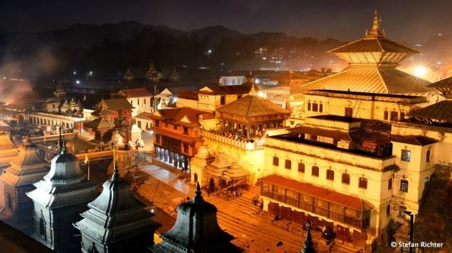 Pasupatinath zählt zu den heiligsten aller Hindu-Tempel.
