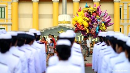 King's Birthday Parade.