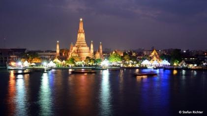 Wat Arun // King's Birthday // 5. Dezember