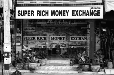 Super Rich Money Exchange… eh klar oder?