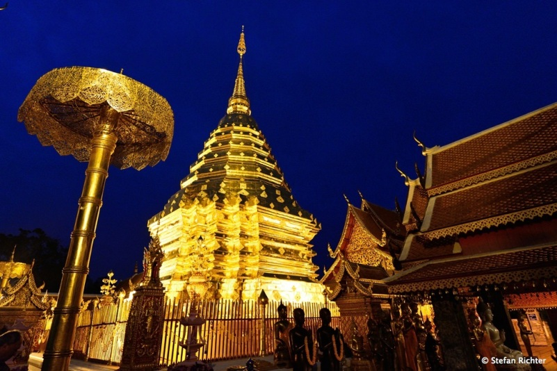 Wat Phra That Doi Suthep #1