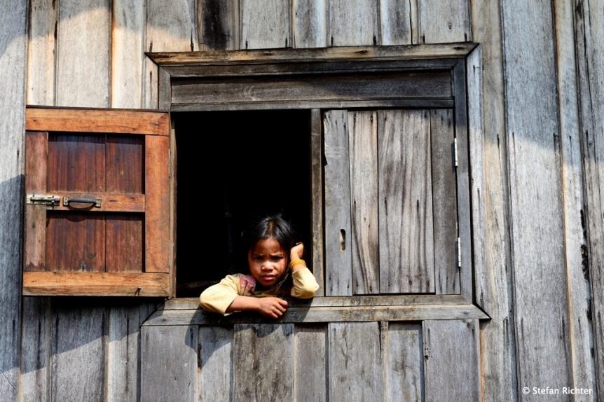 Im Katu Dorf Kokpungtai.