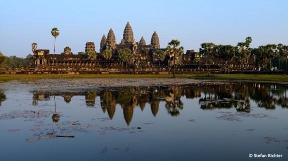 Angkor Wat - Das Aushängeschild des Khmer Imperiums.