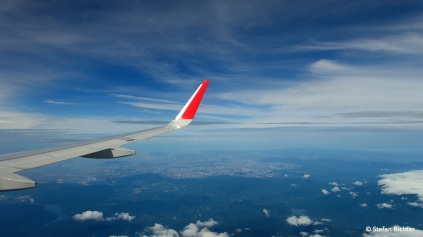 Und immer wieder Air Asia bzw. Kuala Lumpur.