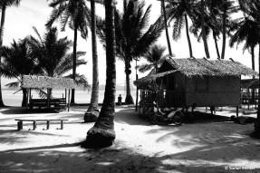 Unser Beachcottage am Buluang Beach im Nordosten von Palawan.