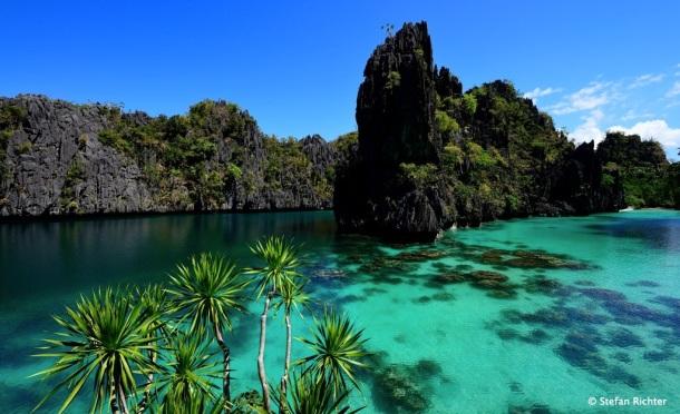 Big Lagoon @ Miniloc Island.