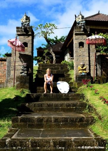 Götterinsel Bali.