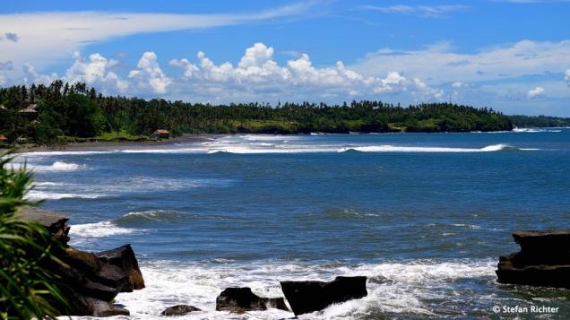 Wellen @ Balian Beach.