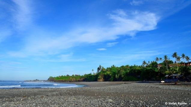 Balian Beach.