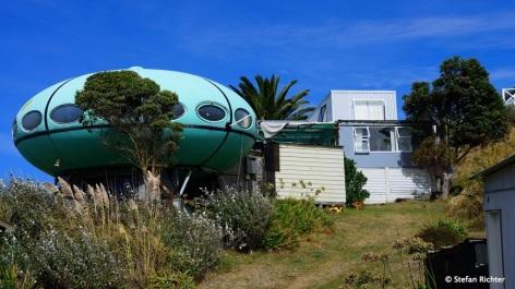 Noch mehr Kiwi Häuser: Hausansichten Raglan #1.