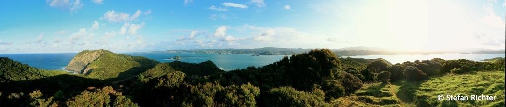 Die Bay of Islands.