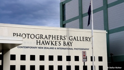 Napier. A Photographers' paradise.