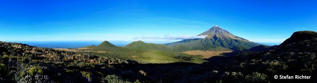 Taranaki Panorama.