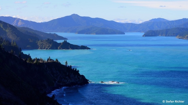 Marlborough Sounds.