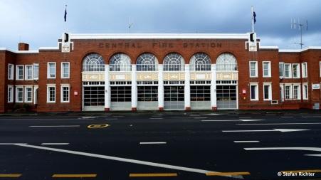 Feuerwehr Dunedin.
