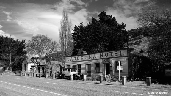 World Famous Cardrona Hotel.