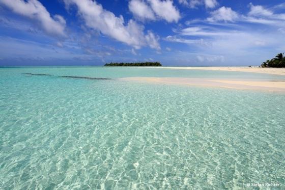 Ankunft auf Honeymoon Island.