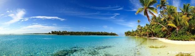 Aitutaki Lagoon Cruise.