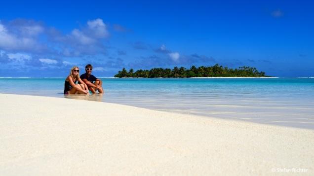 Julia und Stefan auf Honeymoon (Island).