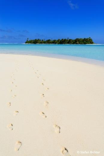 Spuren im Sand :-)