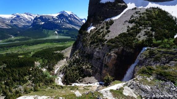 Apikuni Falls @ Glacier National Park.