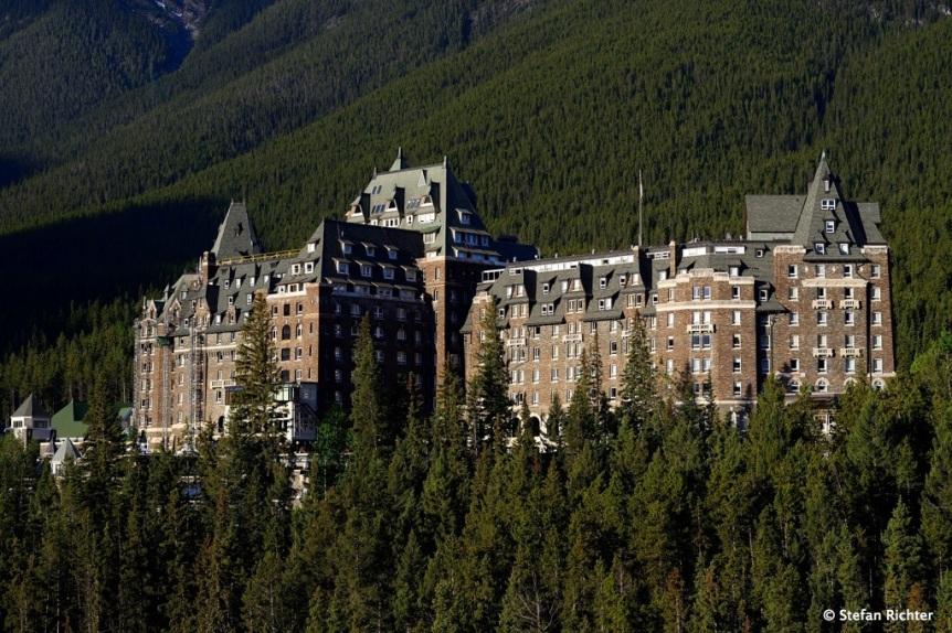Banff Springs Hotel.