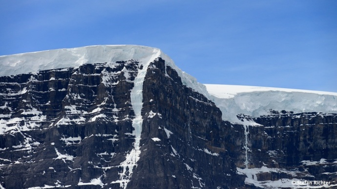 Das Columbia Icefield.