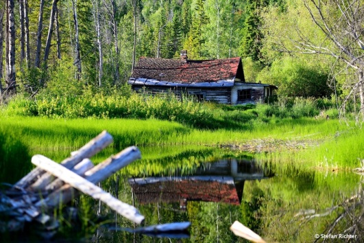 Haus am See.