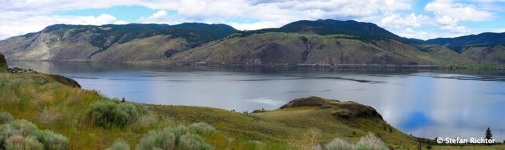 Kamloops Lake.