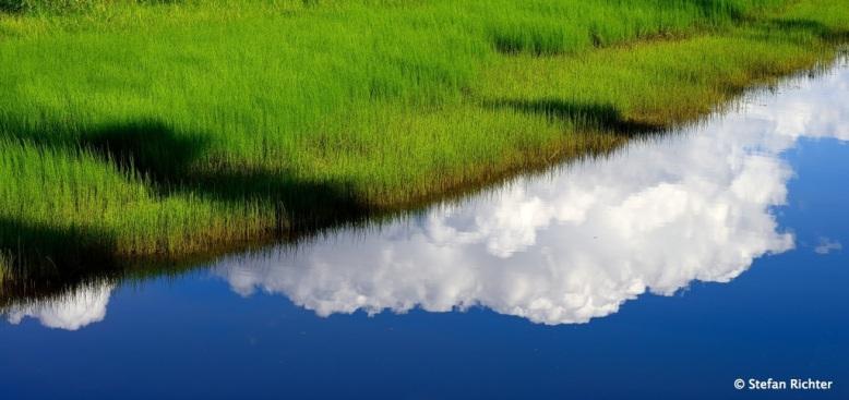 Kandik River Spiegel.